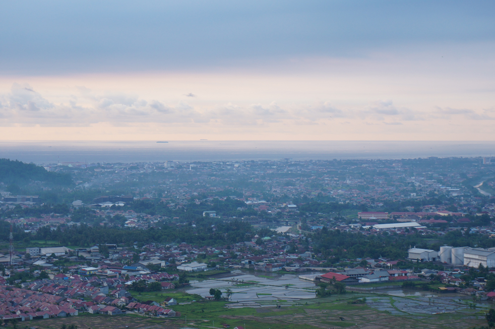 Full view Bukit Nobita