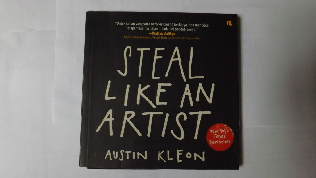 buku steal like an artist autin kleon