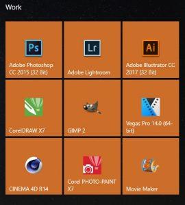 understanding of Graphic design
