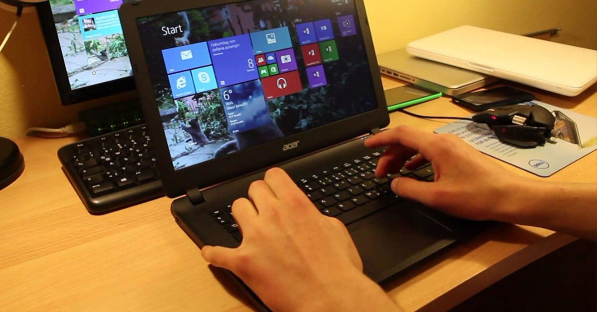 laptop pilihan kelas menengah