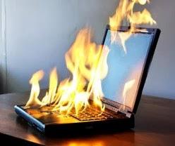 Penyebab Laptop Panas dan Cara Mengatasinya