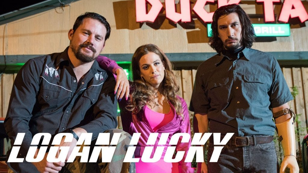 Review Film Logan Lucky