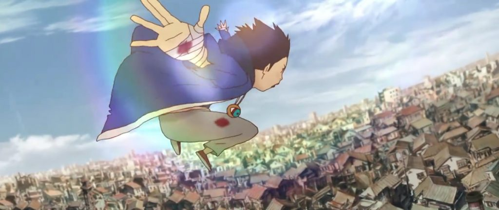 TekkonKinkreet a Movie by Michael Arias