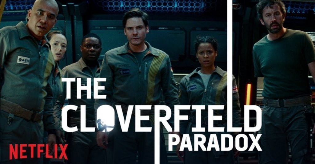 Review Film The Cloverfield Paradox