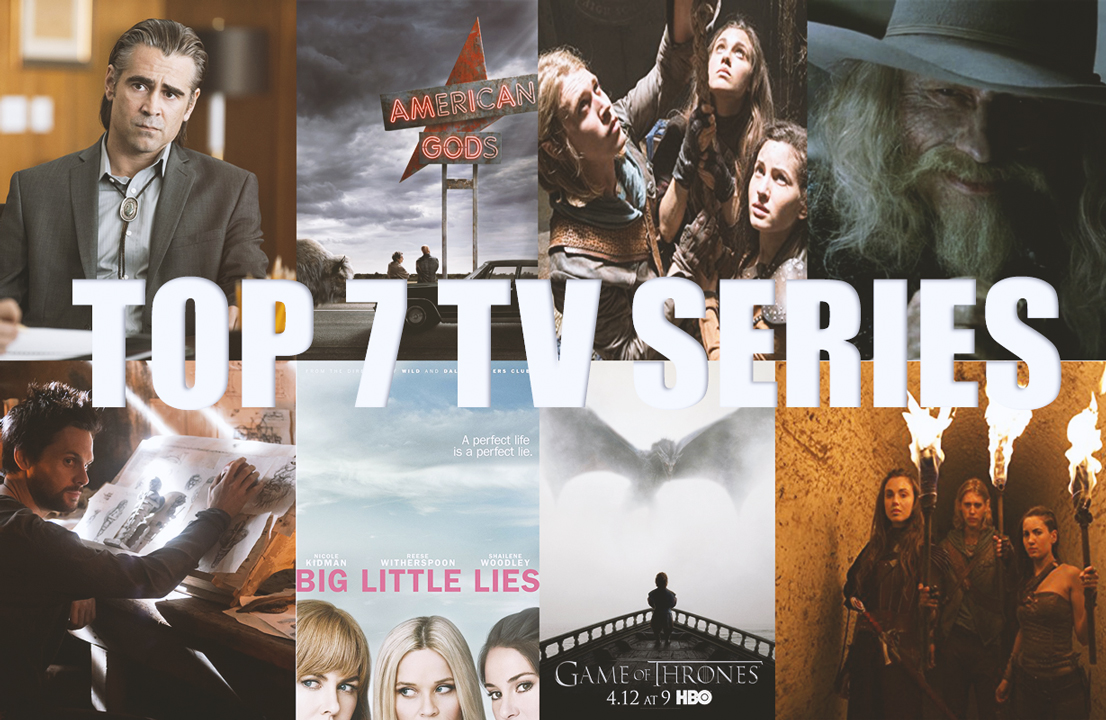 Top 7 Rekomendasi TV Series