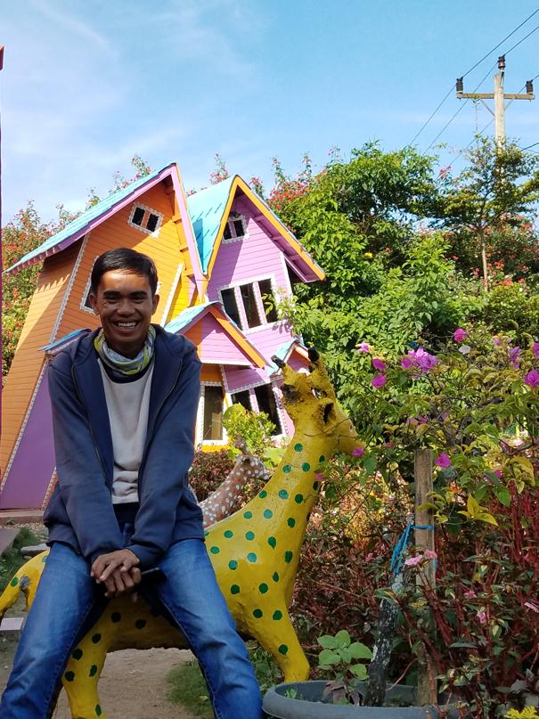 Wisata Bukittinggi Green House Lezatte