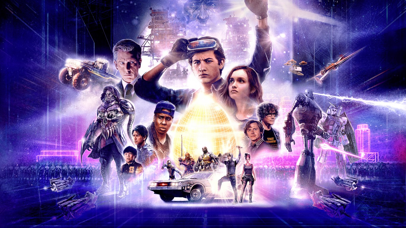 Review Ready Player One
