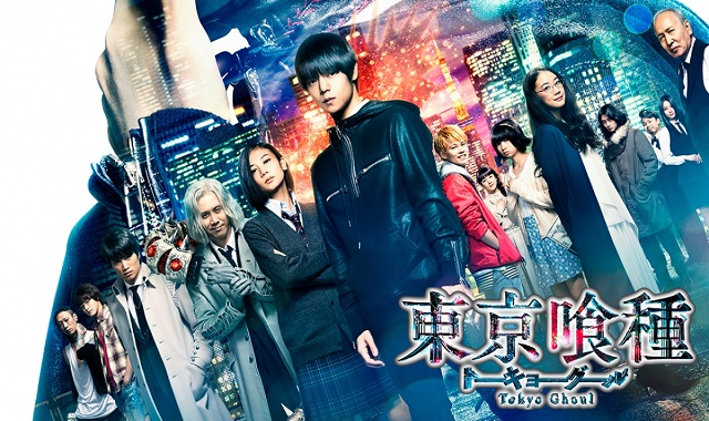 Review Tokyo Ghoul Live Action