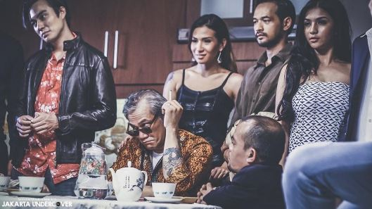 Review Film JAKARTA UNDERCOVER