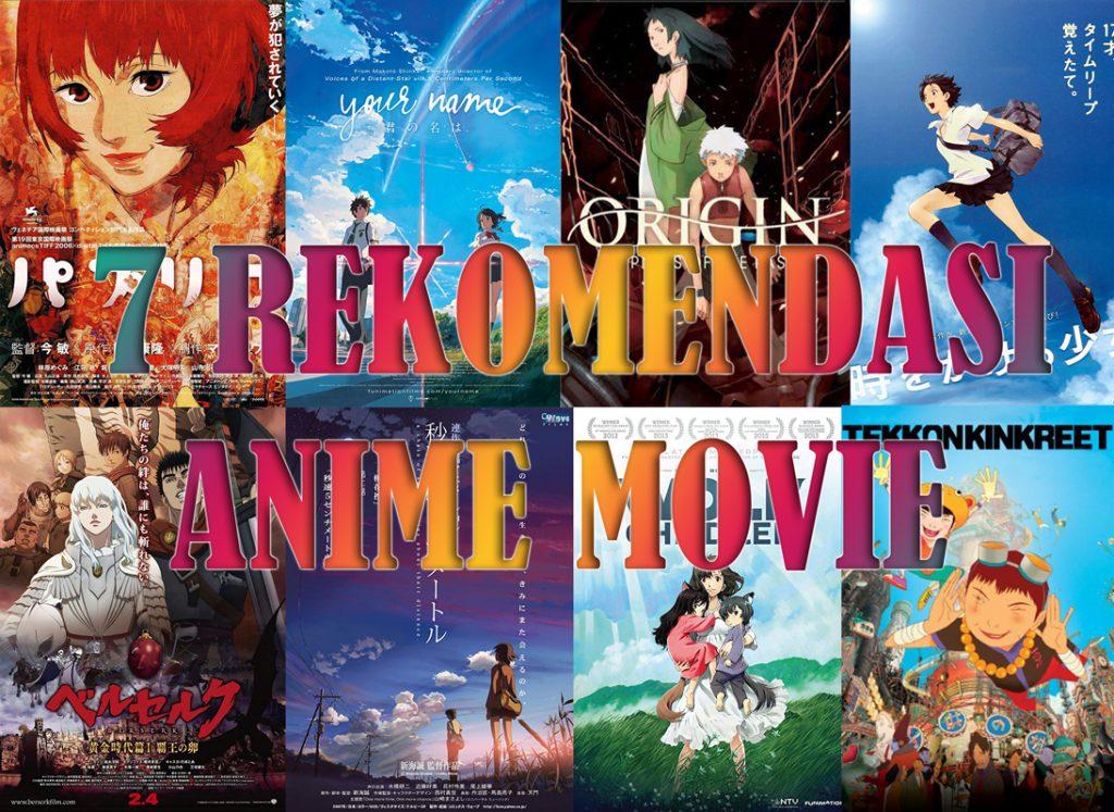Top 7 Rekomendasi Anime Movie