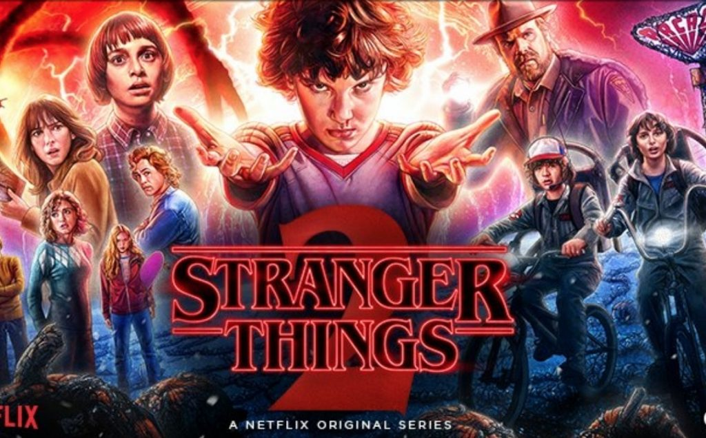 Review Stranger Things Season 1 Recap