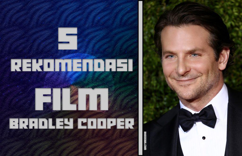 5 Rekomendasi Film Bradley Cooper
