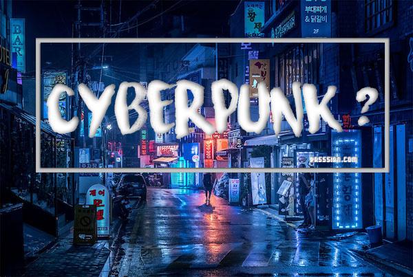 Cyberpunk dan Unsur-unsurnya