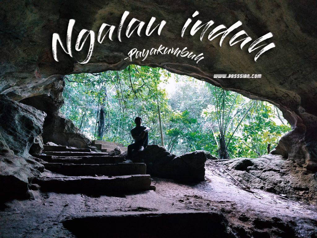 Wisata Ngalau Indah