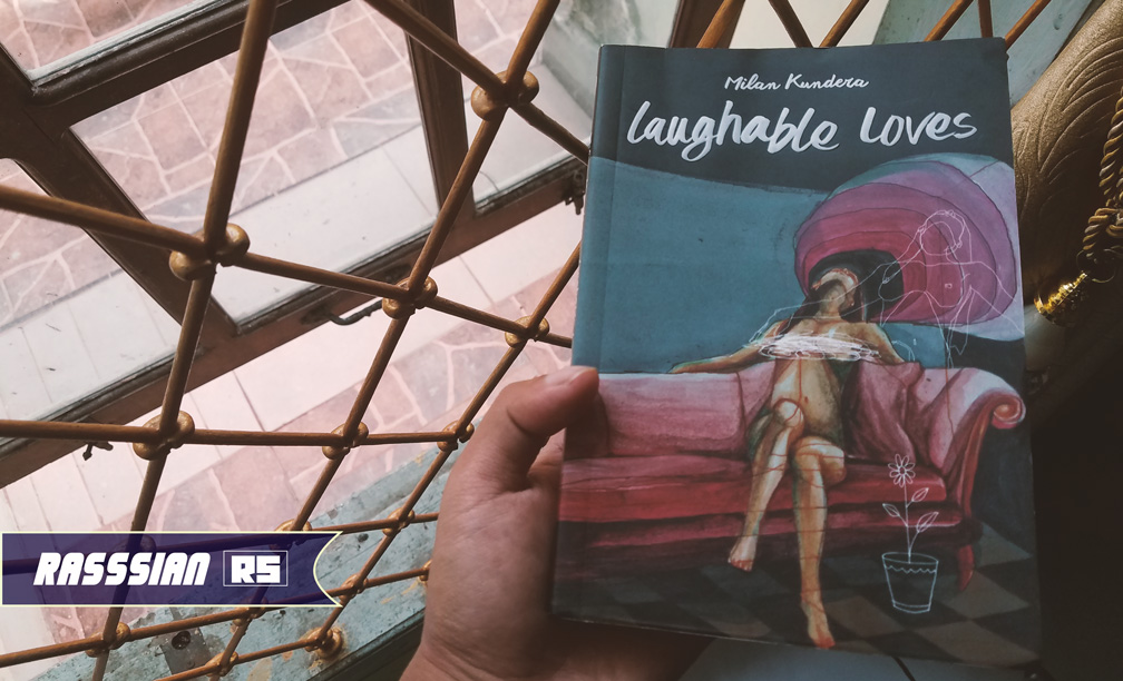 Review LAUGHABLE LOVE