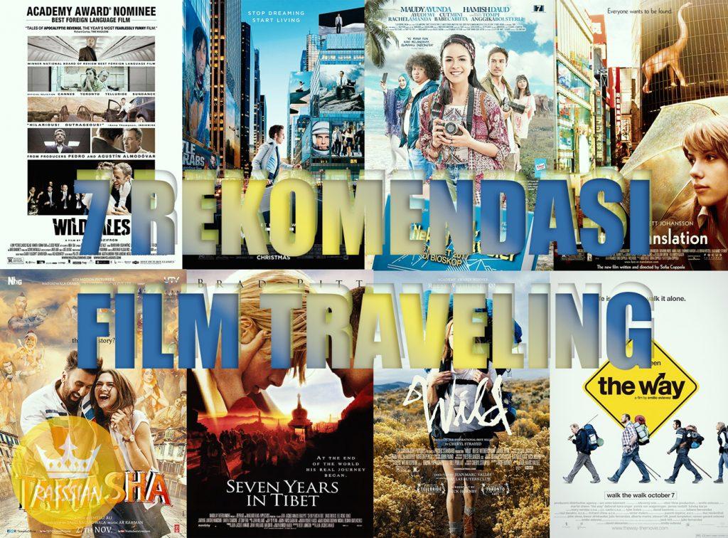7 Rekomendasi Film tentang Perjalanan atau Traveling, Penuh Makna dan Inspirasi