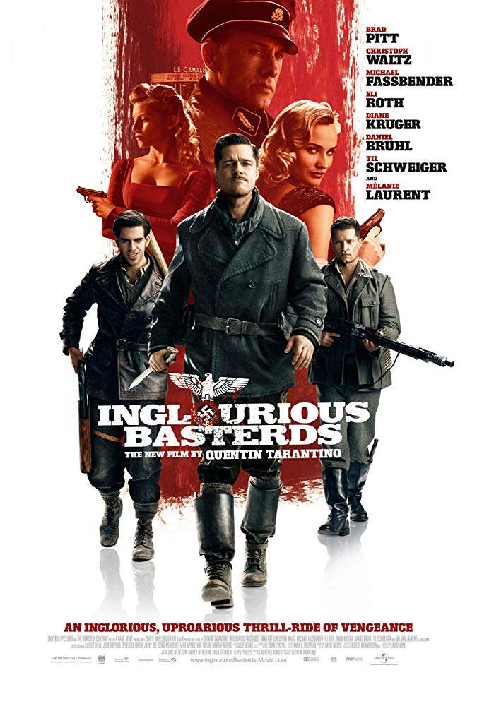 Review Inglourious Basterds (2009)
